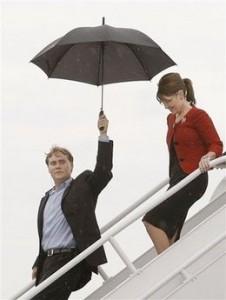 palin umbrell