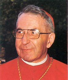 Pope John Paul I a man with a very kind face